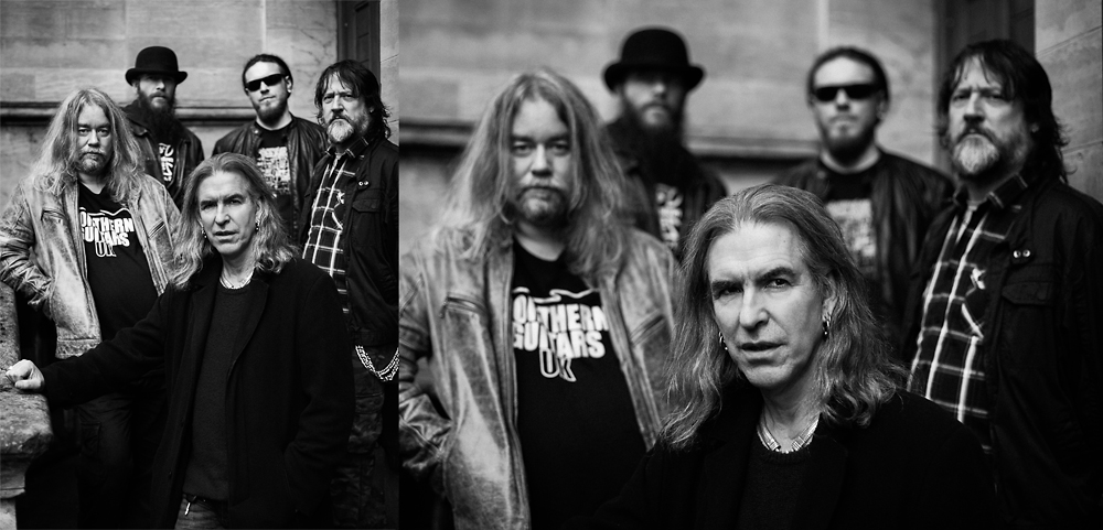New Model Army band