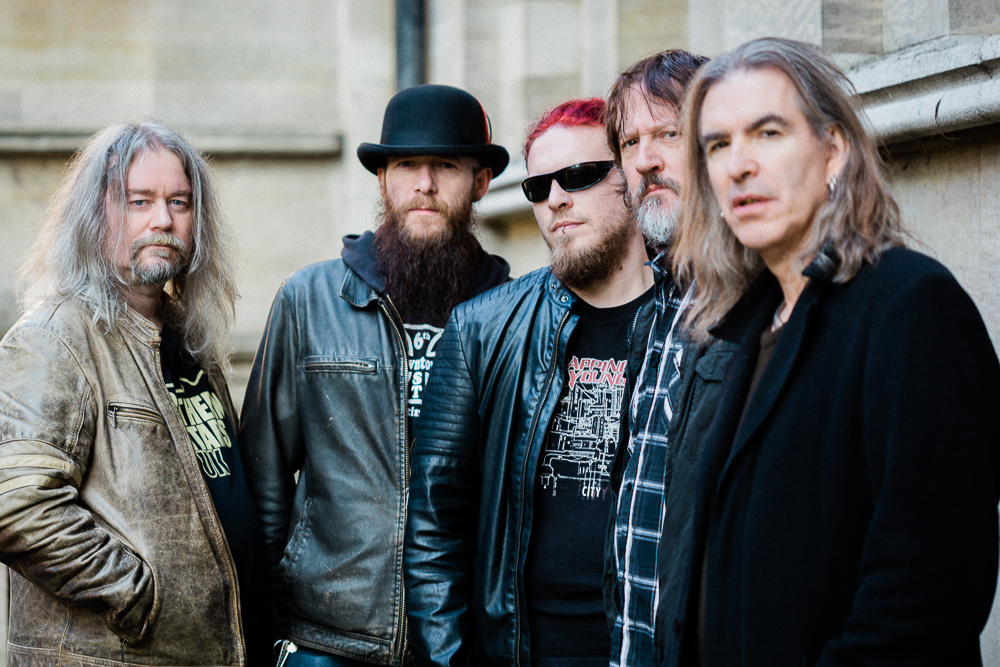 New Model Army in London