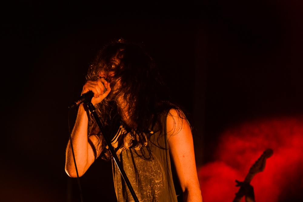 Venefixion live at Courts of Chaos festival Plozévet