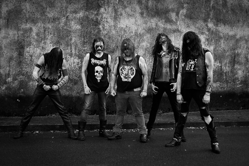 Venefixion new line-up shoot