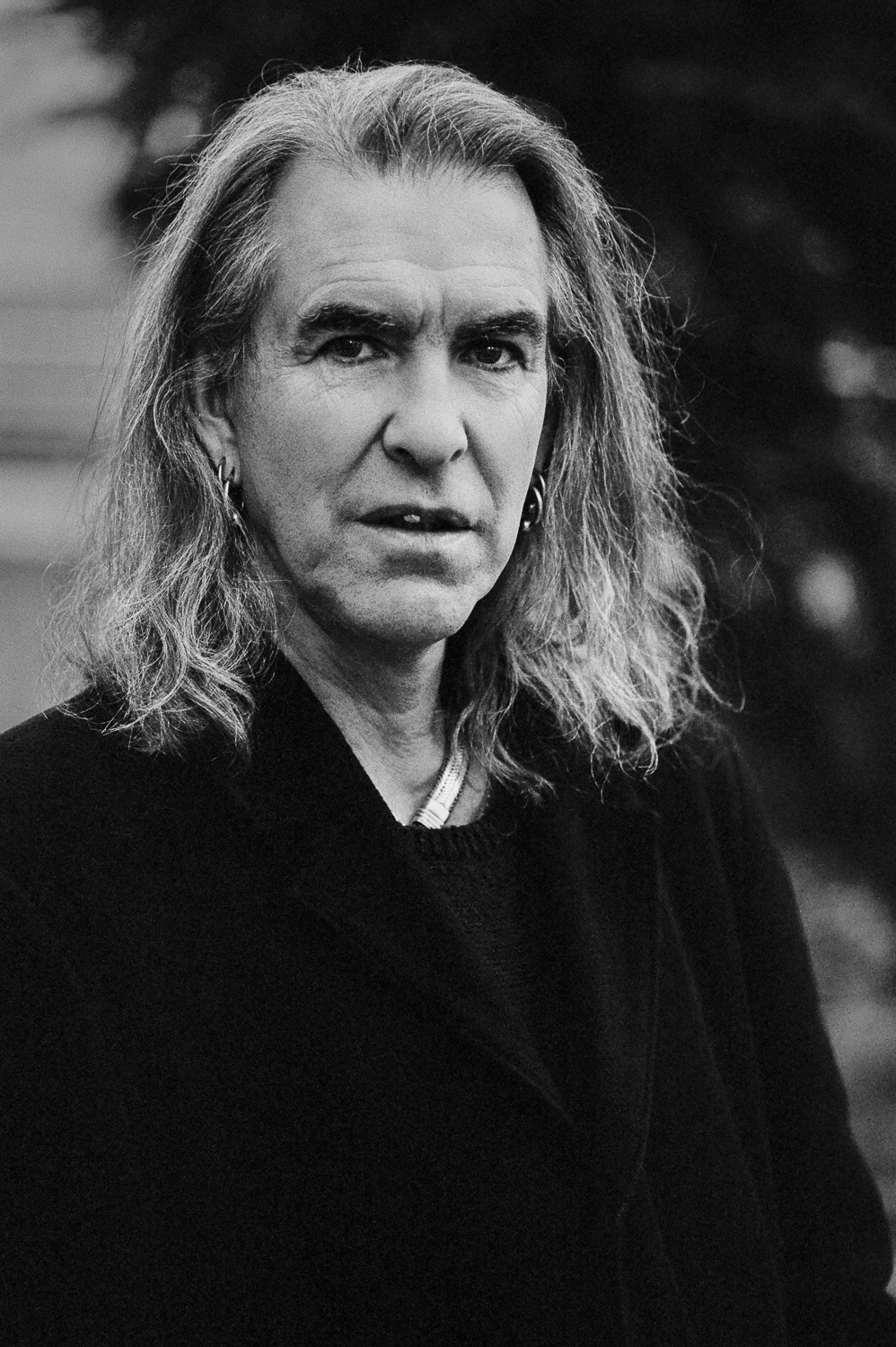Justin Sullivan New Model Army Kodak TriX