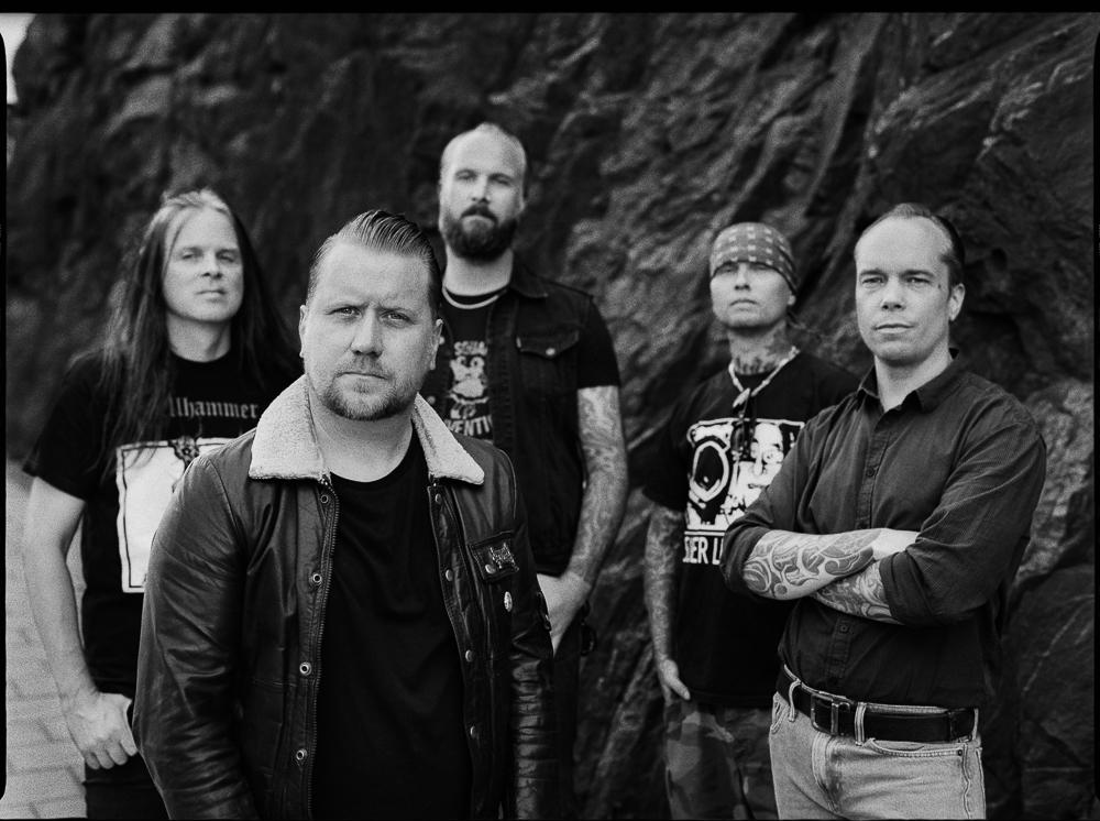 Iron Lamb band Stockholm